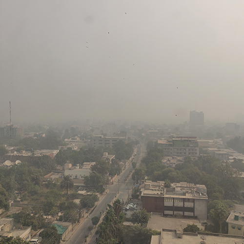 No breathing room*Covid-19 and Pakistan's smog problem have devastating parallels – and they're about to collide, warns Luavut Zahid